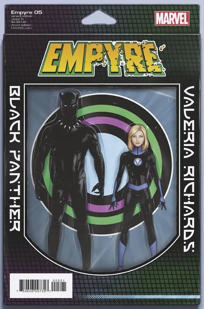 MAR200843 ComicList: Marvel Comics New Releases for 07/29/2020