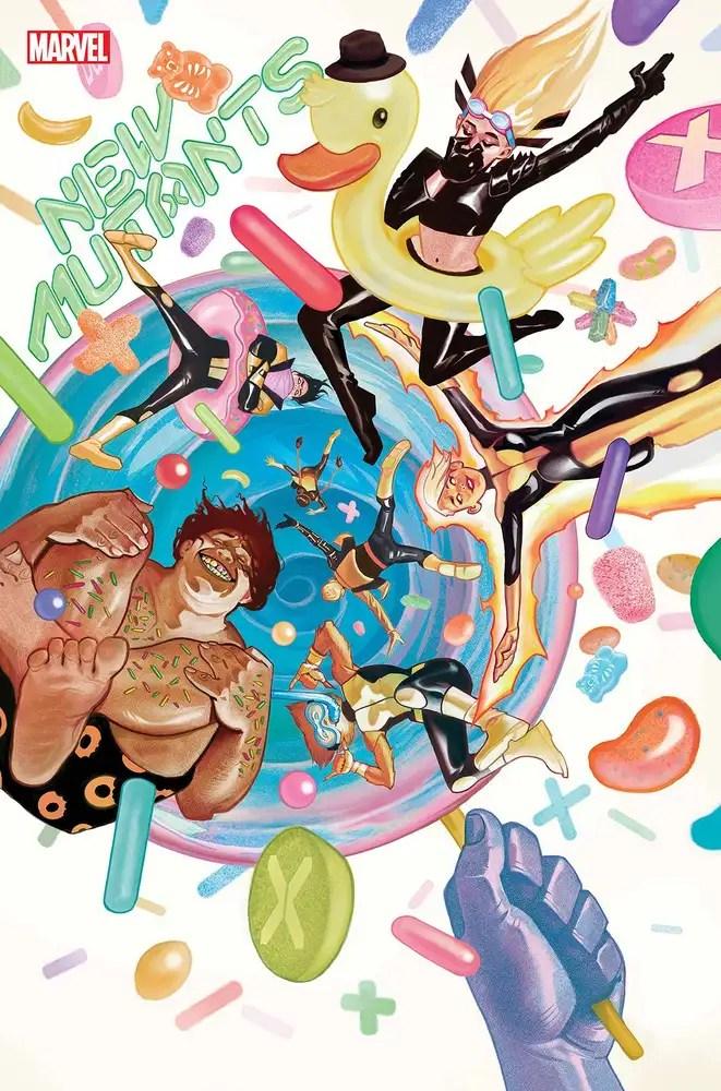 MAR200909_1 ComicList: Marvel Comics New Releases for 07/22/2020
