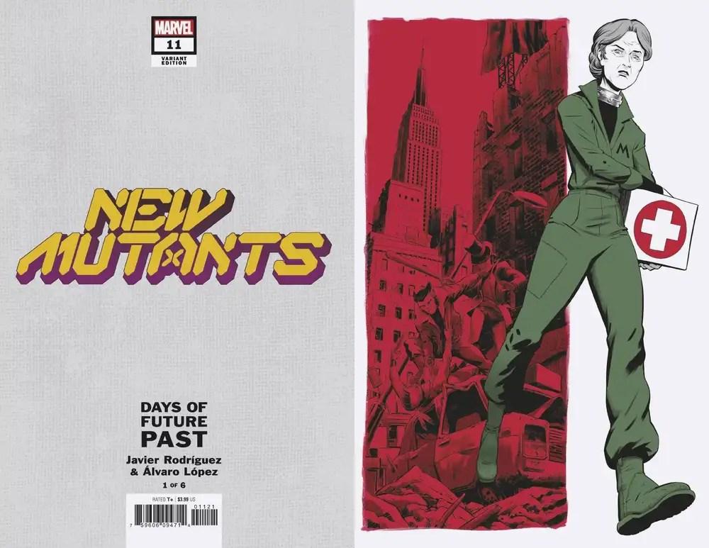 MAR200910 ComicList: Marvel Comics New Releases for 07/22/2020