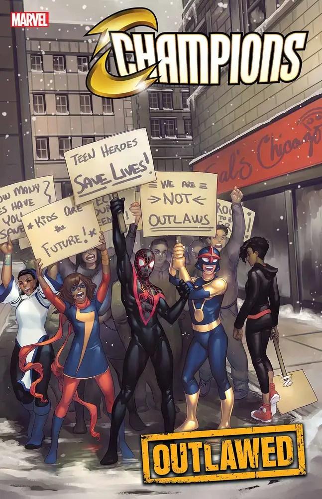 MAR200926 ComicList: Marvel Comics New Releases for 11/11/2020