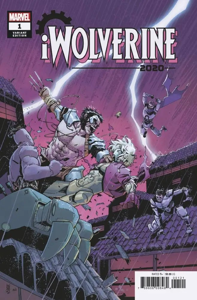 MAR200974 ComicList: Marvel Comics New Releases for 07/15/2020