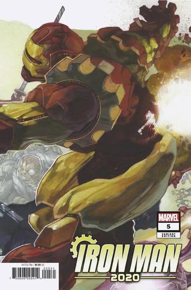MAR200979 ComicList: Marvel Comics New Releases for 07/29/2020