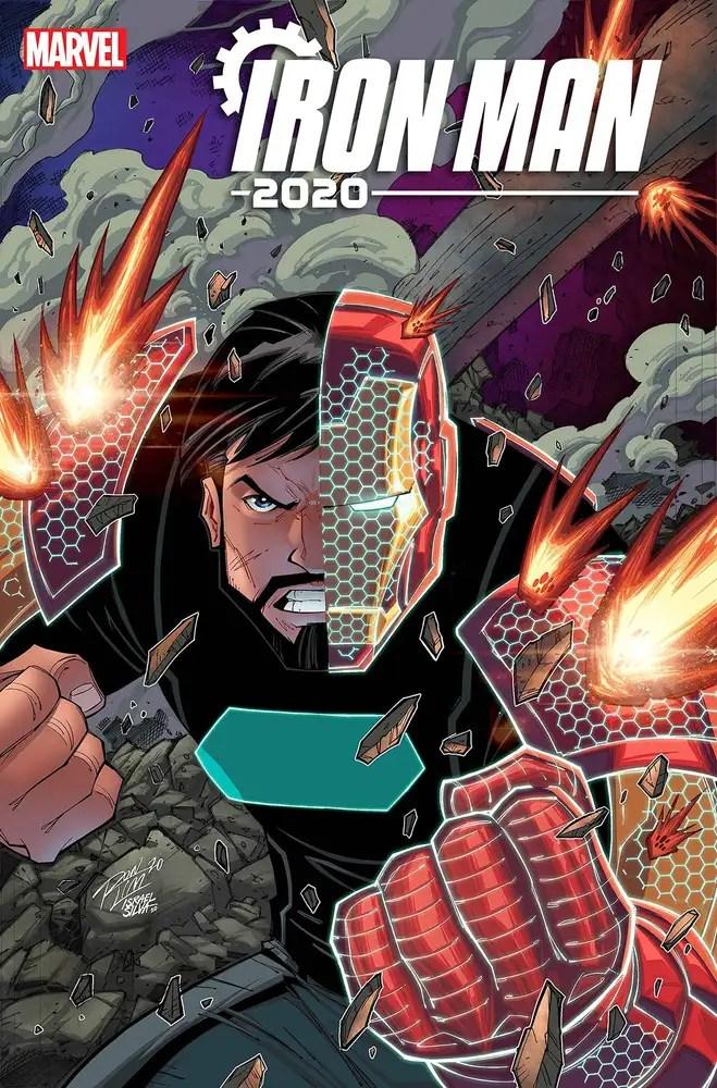 MAR200980_1 ComicList: Marvel Comics New Releases for 07/29/2020