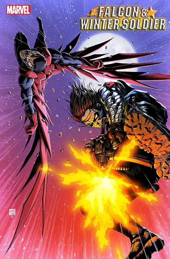 MAR201031 ComicList: Marvel Comics New Releases for 10/21/2020