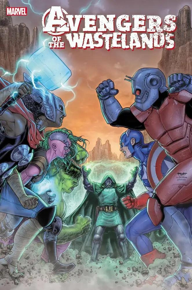 MAR201040 ComicList: Marvel Comics New Releases for 09/02/2020
