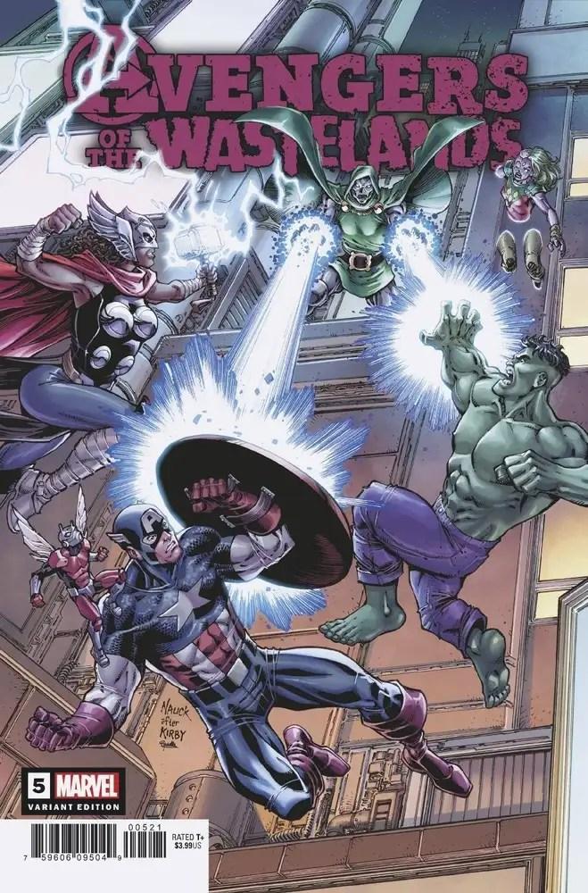 MAR201041 ComicList: Marvel Comics New Releases for 09/02/2020