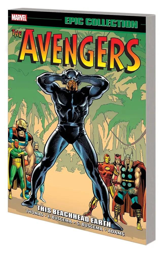 MAR201110_1 ComicList: Marvel Comics New Releases for 07/29/2020