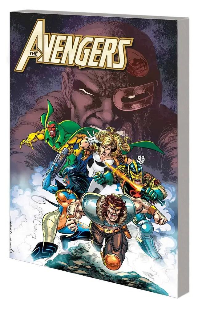 MAR201115 ComicList: Marvel Comics New Releases for 07/29/2020