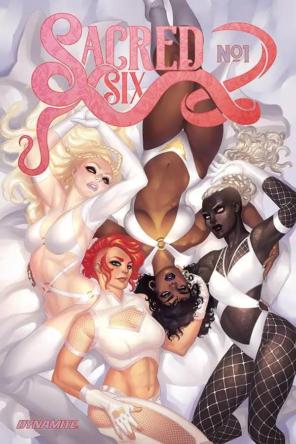 MAR201133_1 ComicList: Dynamite Entertainment New Releases for 07/15/2020