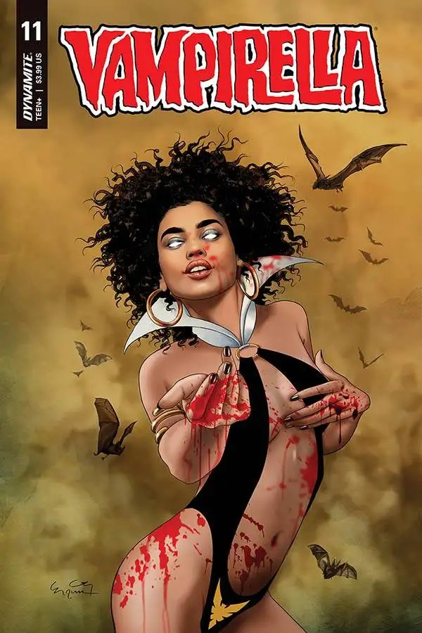 MAR201153 ComicList: Dynamite Entertainment New Releases for 07/15/2020