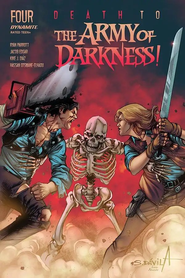 MAR201190 ComicList: Dynamite Entertainment New Releases for 09/09/2020