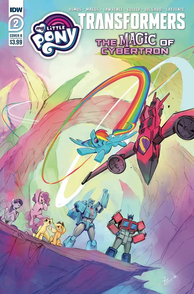 MAR210461 ComicList: IDW Publishing New Releases for 05/26/2021