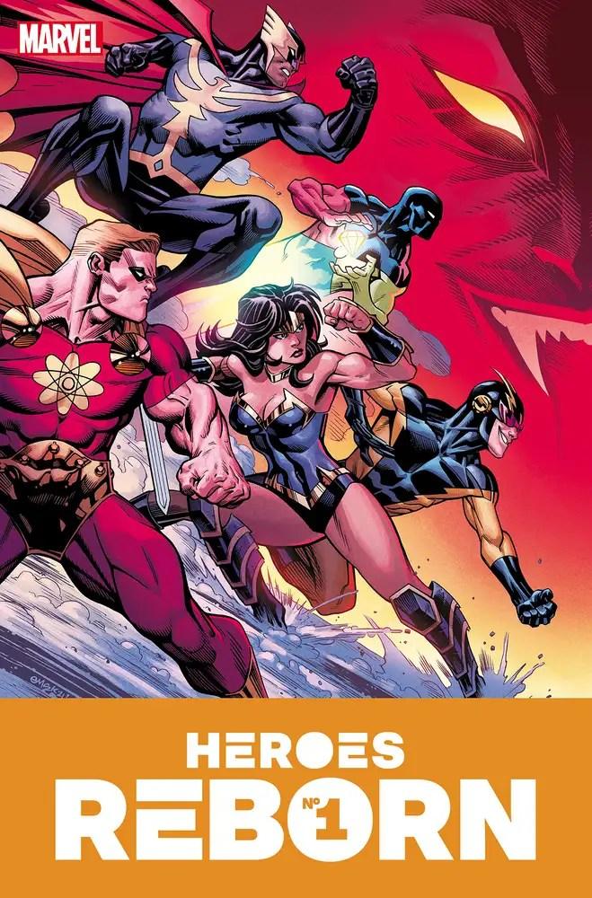 MAR210498 ComicList: Marvel Comics New Releases for 05/05/2021