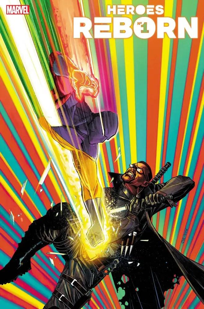 MAR210506 ComicList: Marvel Comics New Releases for 05/05/2021