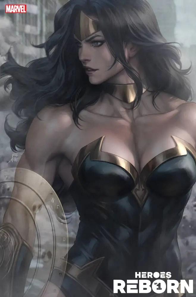 MAR210507 ComicList: Marvel Comics New Releases for 05/05/2021