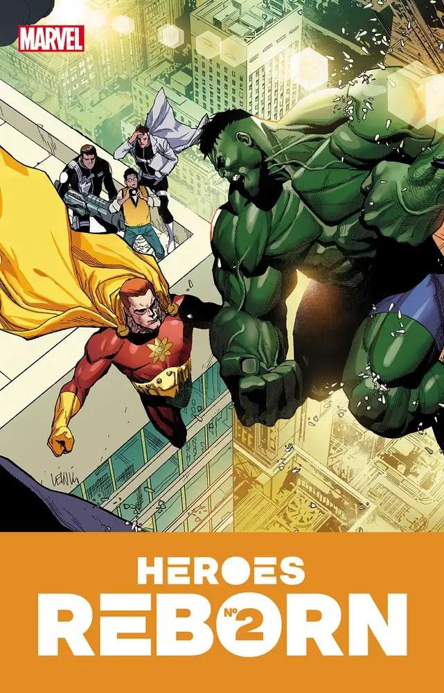MAR210509 ComicList: Marvel Comics New Releases for 05/12/2021