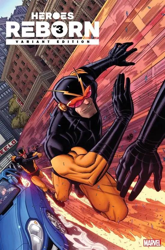 MAR210518 ComicList: Marvel Comics New Releases for 05/19/2021