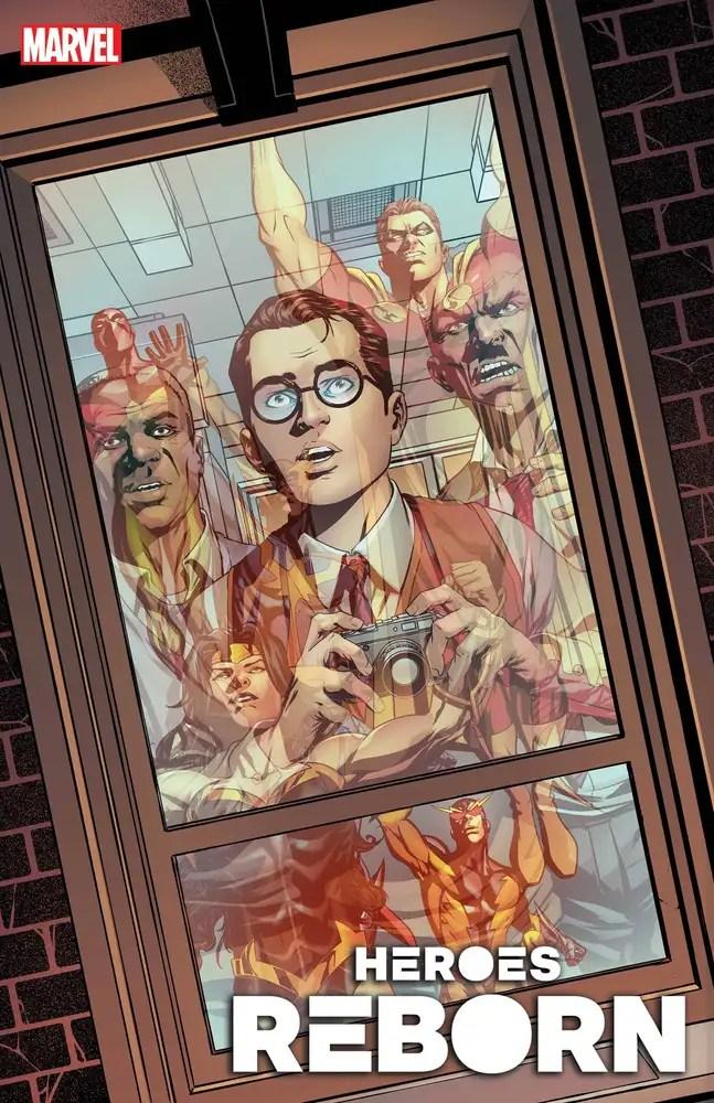 MAR210537 ComicList: Marvel Comics New Releases for 05/12/2021