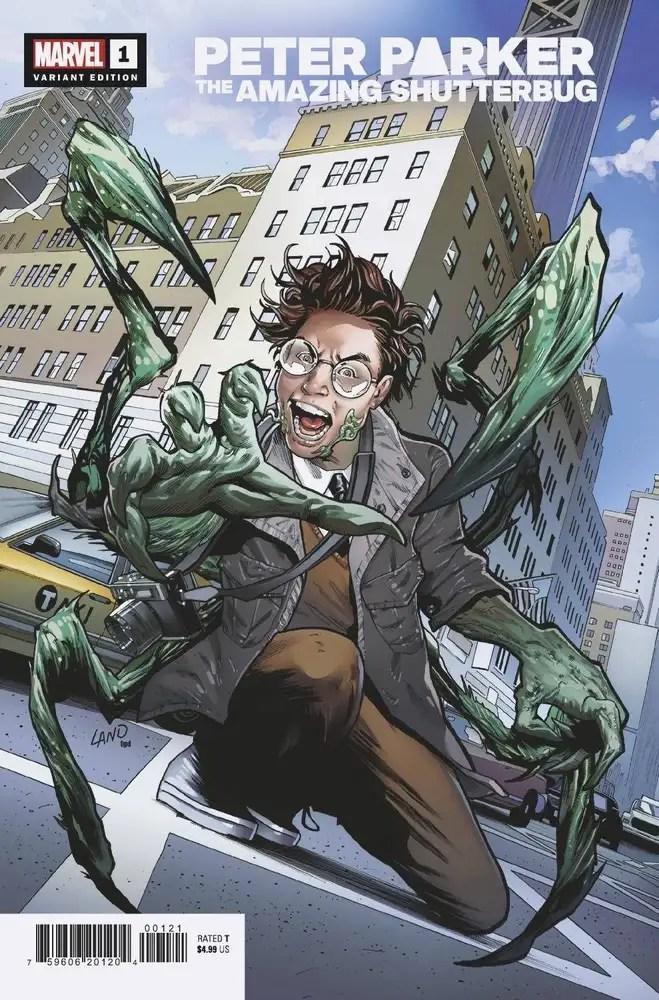 MAR210538 ComicList: Marvel Comics New Releases for 05/12/2021