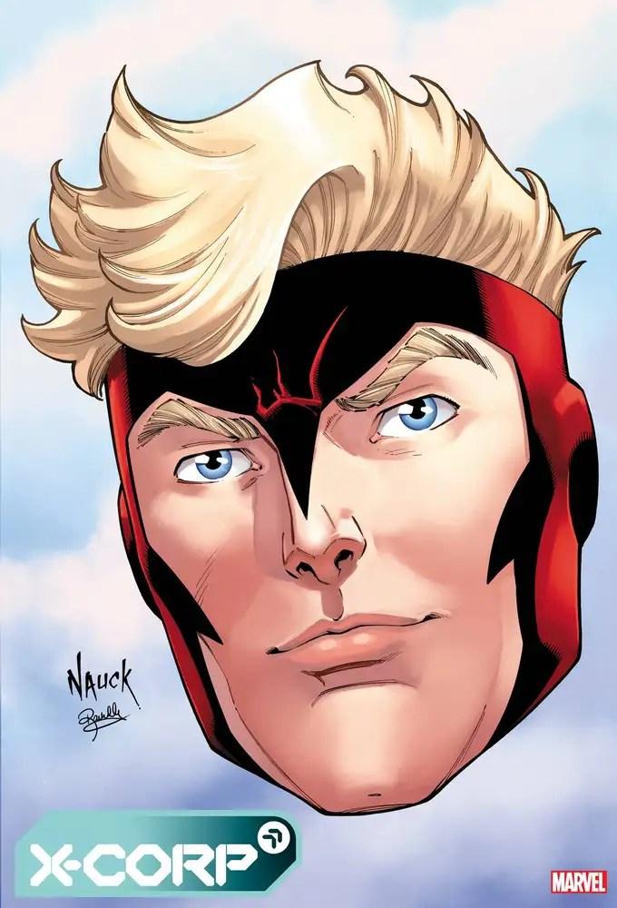 MAR210549 ComicList: Marvel Comics New Releases for 05/12/2021