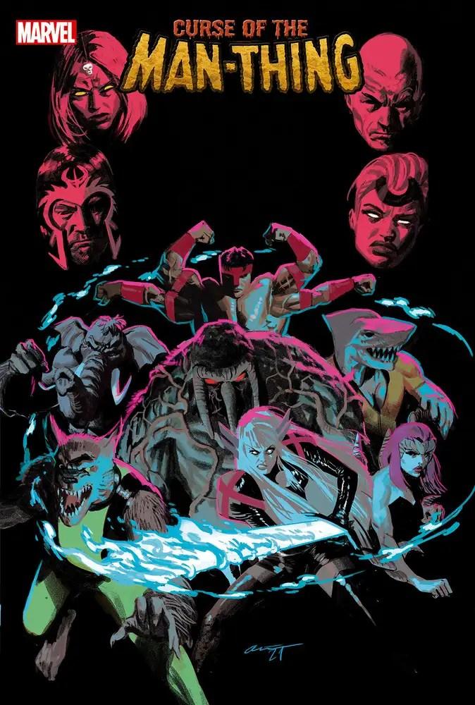 MAR210551 ComicList: Marvel Comics New Releases for 05/05/2021