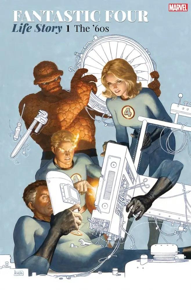 MAR210564 ComicList: Marvel Comics New Releases for 05/19/2021