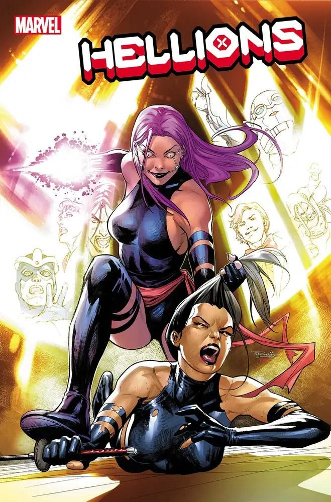 MAR210594 ComicList: Marvel Comics New Releases for 05/05/2021