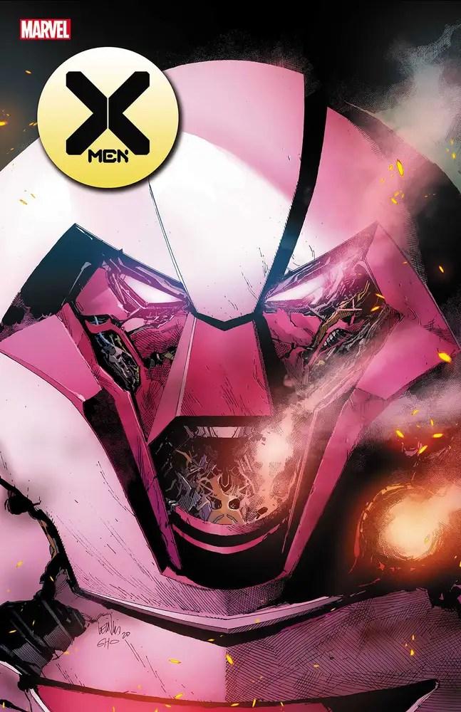 MAR210598 ComicList: Marvel Comics New Releases for 05/26/2021