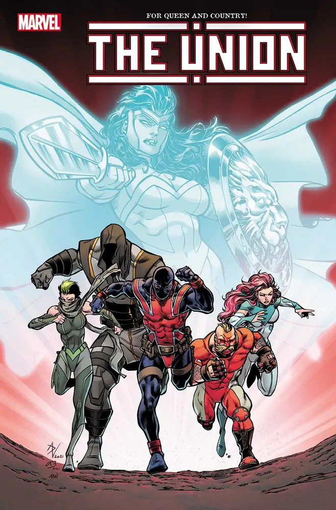 MAR210640 ComicList: Marvel Comics New Releases for 05/05/2021