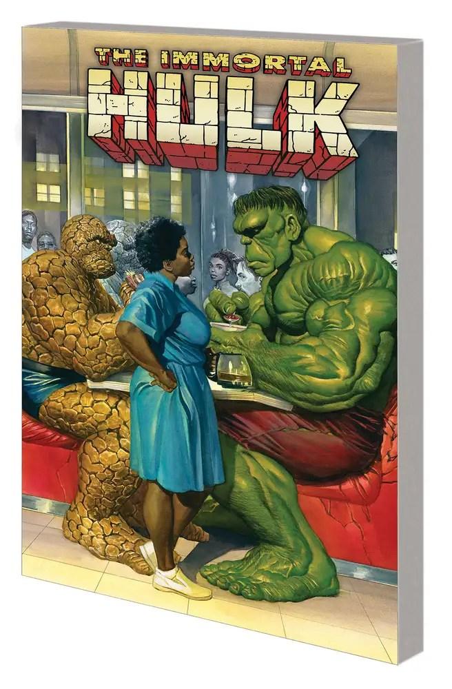 MAR210705 ComicList: Marvel Comics New Releases for 06/09/2021