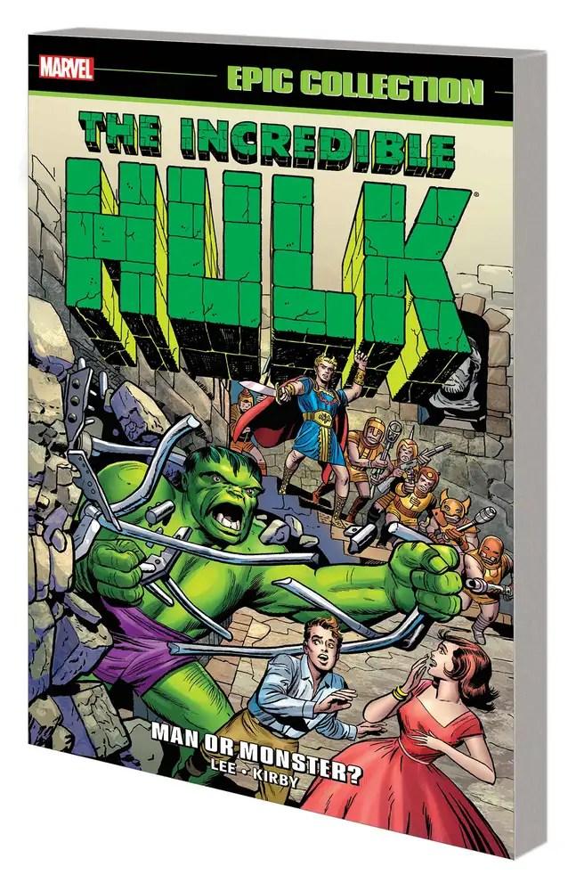 MAR210713 ComicList: Marvel Comics New Releases for 06/09/2021