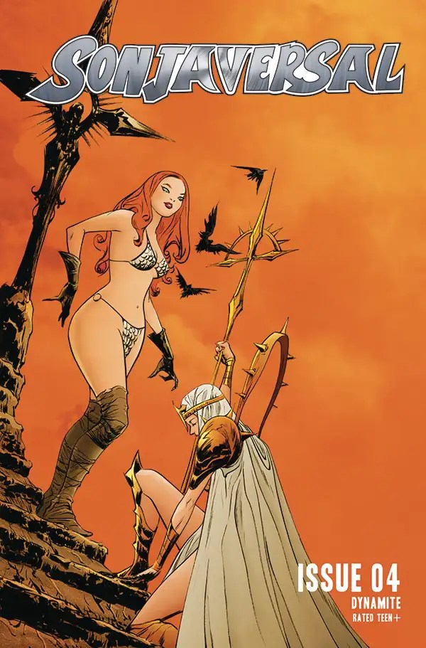 MAR210770 ComicList: Dynamite Entertainment New Releases for 05/19/2021