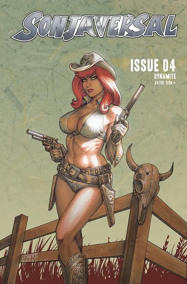 MAR210771 ComicList: Dynamite Entertainment New Releases for 05/19/2021