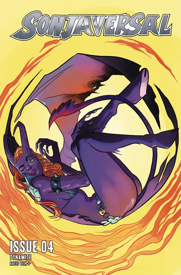 MAR210774 ComicList: Dynamite Entertainment New Releases for 05/19/2021
