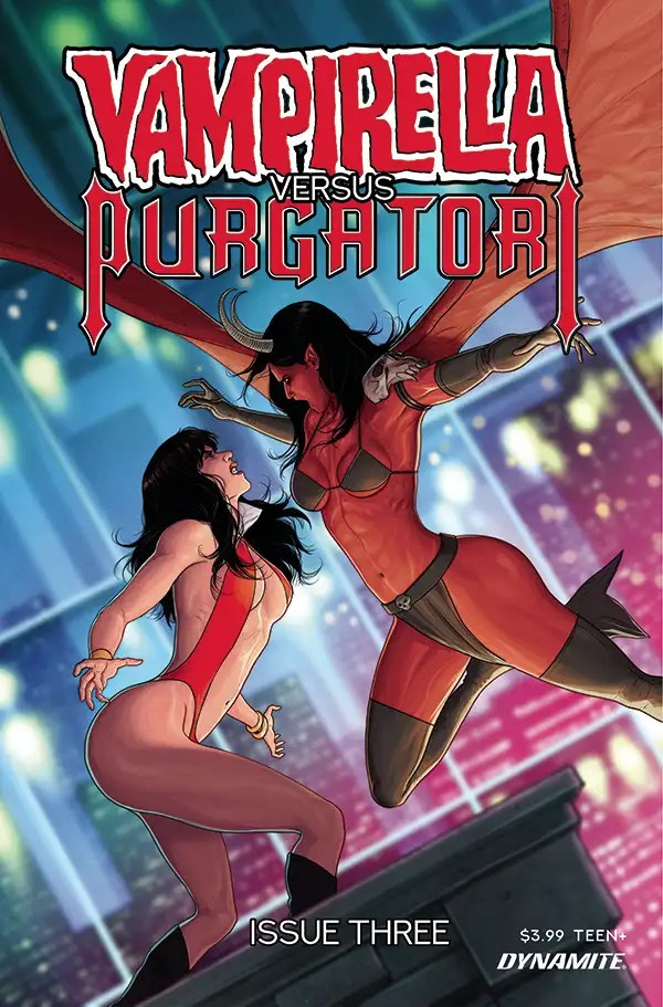 MAR210839 ComicList: Dynamite Entertainment New Releases for 05/12/2021