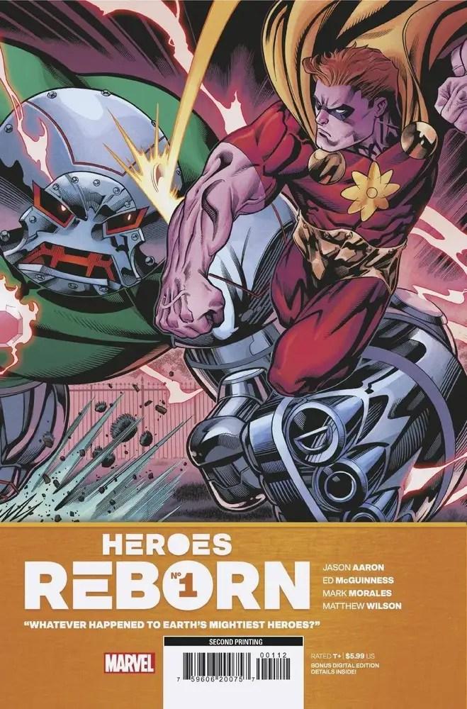 MAR219363 ComicList: Marvel Comics New Releases for 06/09/2021