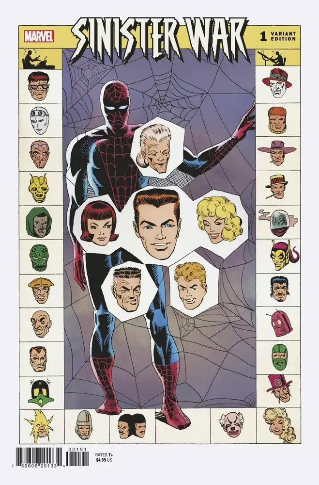 MAY210484 ComicList: Marvel Comics New Releases for 07/14/2021