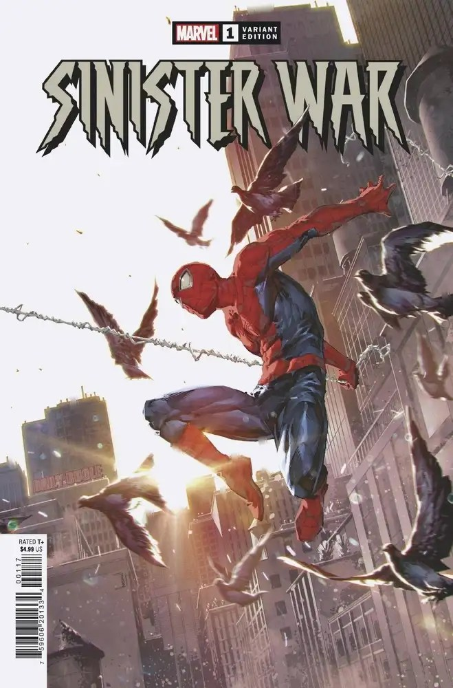 MAY210489 ComicList: Marvel Comics New Releases for 07/14/2021