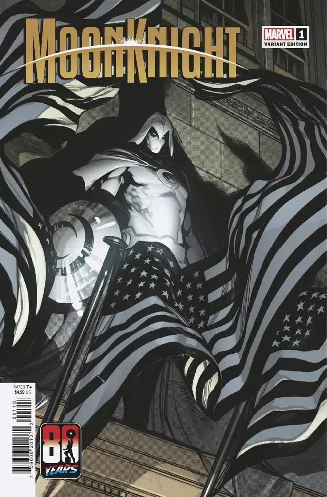 MAY210550 ComicList: Marvel Comics New Releases for 07/21/2021