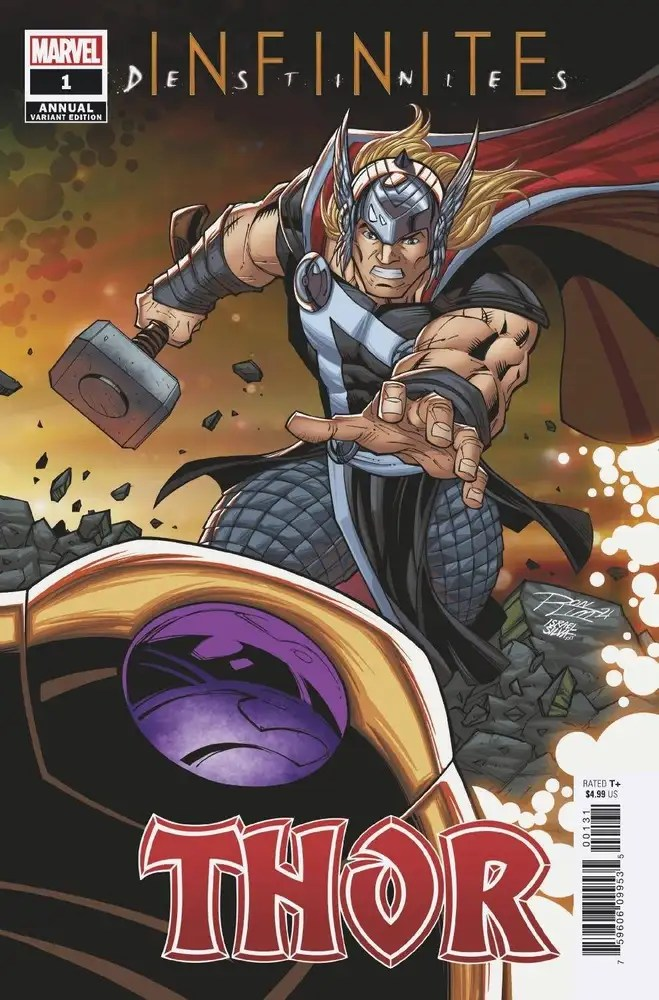 MAY210557 ComicList: Marvel Comics New Releases for 07/21/2021