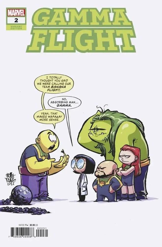 MAY210568 ComicList: Marvel Comics New Releases for 07/21/2021