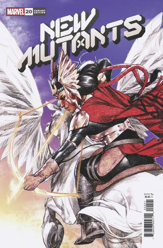 MAY210606 ComicList: Marvel Comics New Releases for 07/21/2021