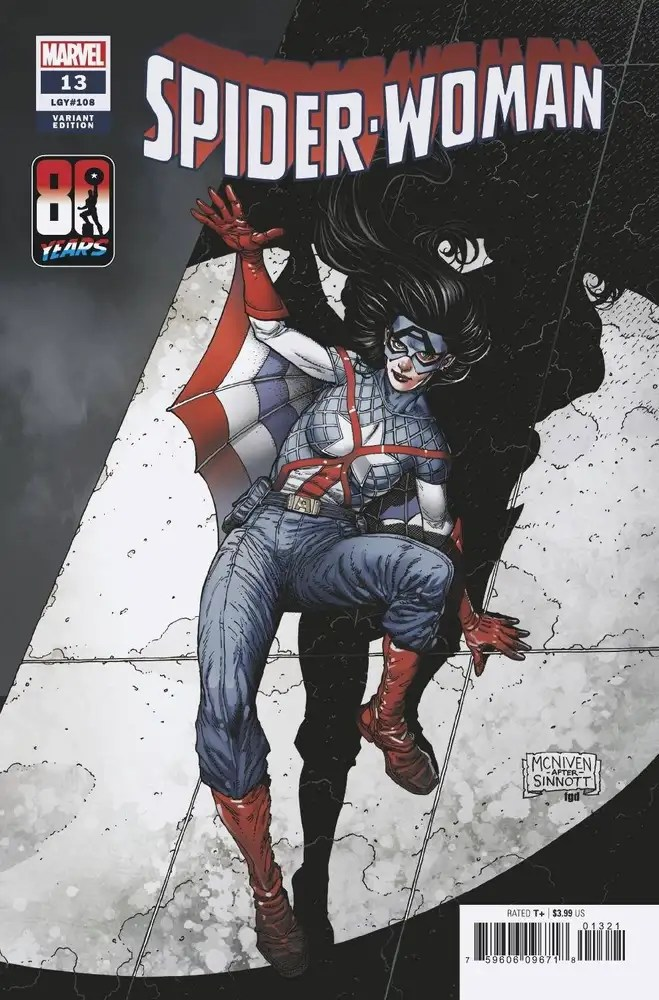 MAY210612 ComicList: Marvel Comics New Releases for 07/14/2021