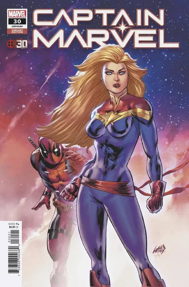 MAY210627 ComicList: Marvel Comics New Releases for 07/21/2021