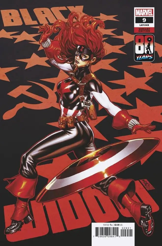 MAY210635 ComicList: Marvel Comics New Releases for 07/28/2021