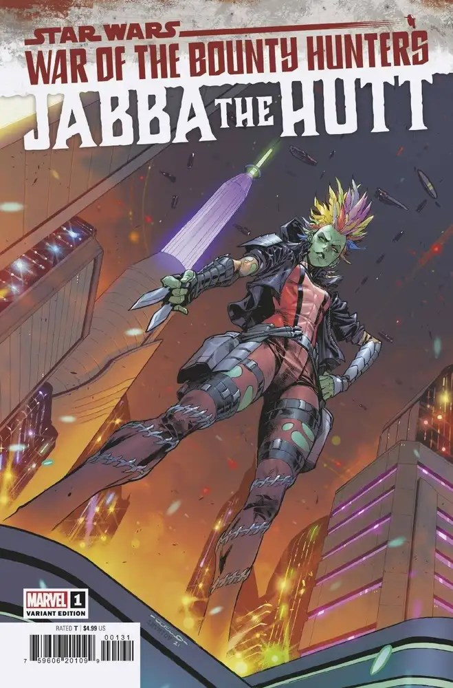 MAY210678 ComicList: Marvel Comics New Releases for 07/21/2021