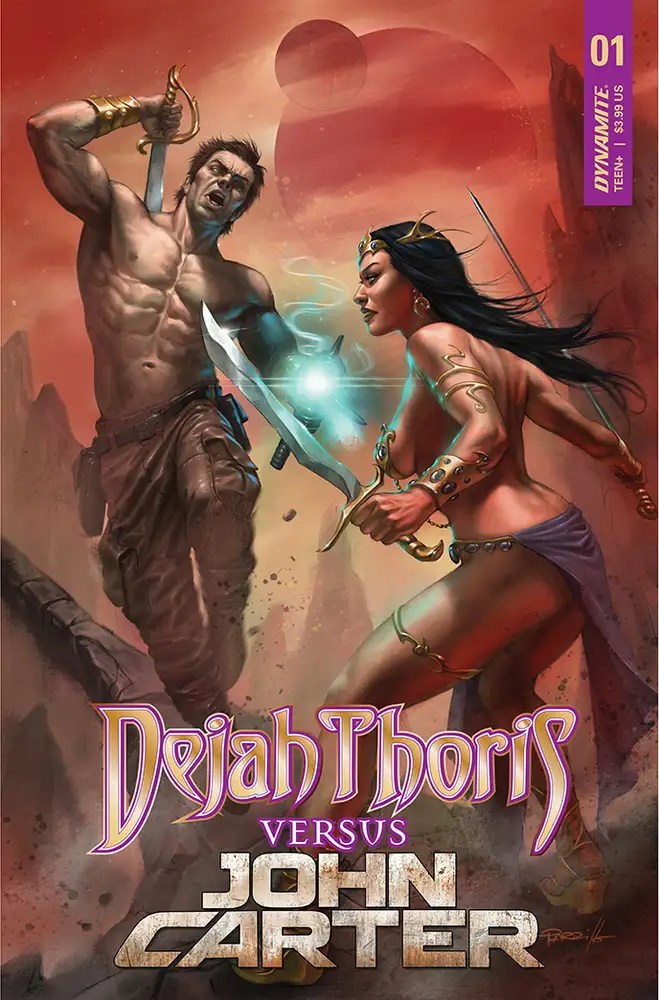 MAY210778 ComicList: Dynamite Entertainment New Releases for 07/21/2021