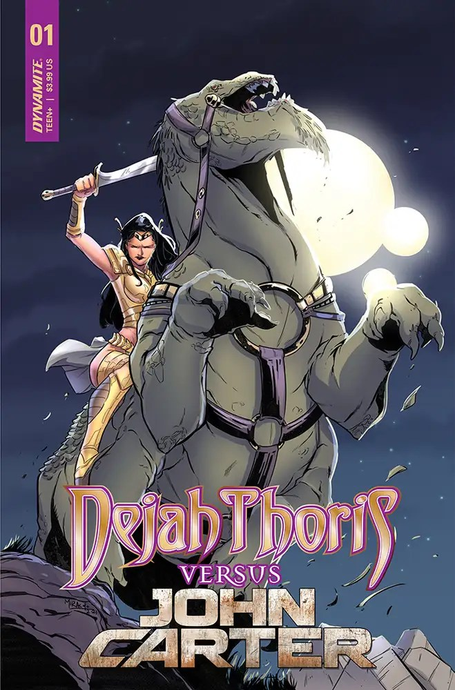 MAY210780 ComicList: Dynamite Entertainment New Releases for 07/21/2021