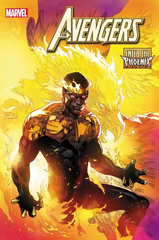 NOV200546 ComicList: Marvel Comics New Releases for 01/20/2021