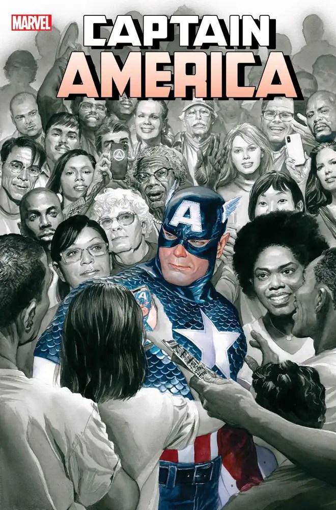 NOV200552 ComicList: Marvel Comics New Releases for 02/17/2021
